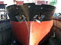 Antifouling marine coatings, paints, tin-free and self polishing for better fuel economy from Wilckens