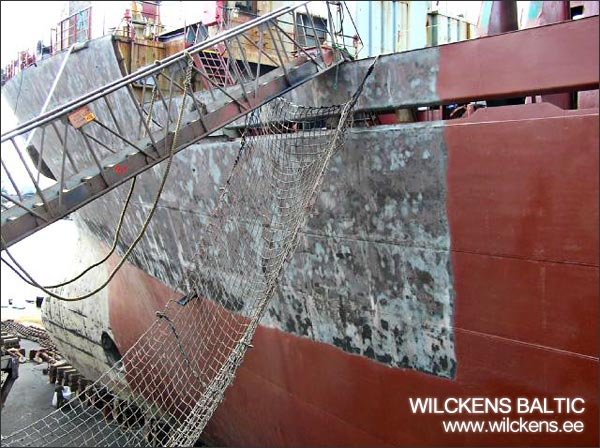 wilckens anticorrosive shop primer for vessel