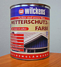 Primers for wood from Wilckens