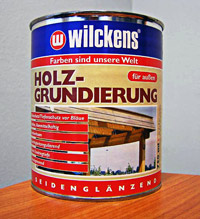 Wilckens for wood